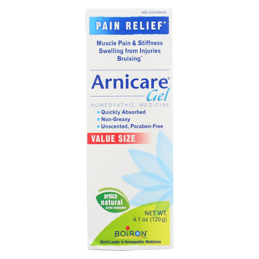 Boiron - Arnicare Gel - Value Size - 4.1 Oz-Eco-Friendly Home & Grocery-Boiron-EpicWorldStore.com