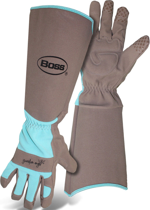 Boss Manufacturing P - Guardian Angel Extended Sleeve Synthetic Leather-Pet-Boss Manufacturing P-TEAL-MEDIUM-EpicWorldStore.com
