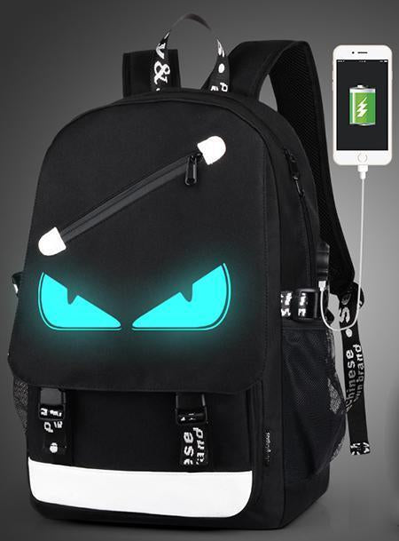 Boys School Charging Backpack Student Luminous Animation Usb Charge Changeover Joint-Kids & Baby's Bags-Hey! Bag Store-style2-EpicWorldStore.com