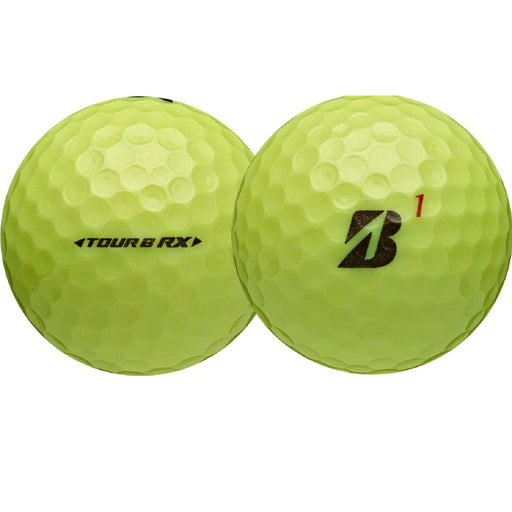 Bridgestone Tour B Rx Golf Balls-Dozen-Camping & Outdoors-Bridgestone-Yellow-EpicWorldStore.com