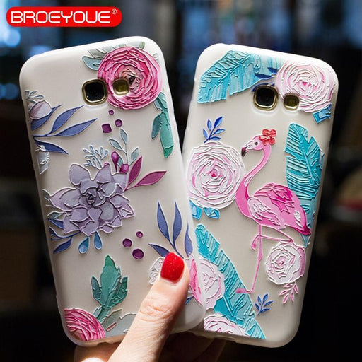 Broeyoue Case For Samsung Galaxy S8 S7 Edge Plus Note 8 4 3 J2 J3 J5 J7 A3 A5 A7 Prime-Phone Bags & Cases-Casesoon Trading (GZ) Co.,Ltd-02-For Samsung S8-EpicWorldStore.com