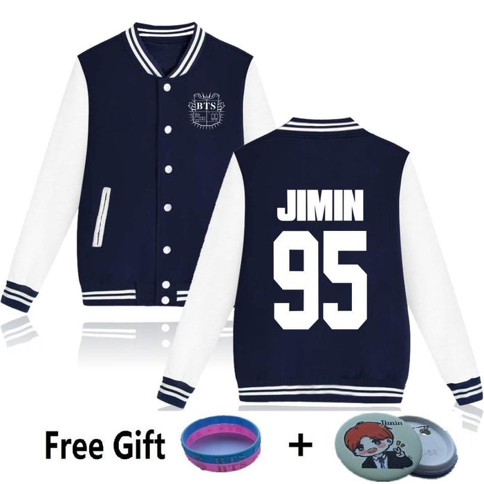 Bts Bangtan Boys Harajuku Hoodies Sweatshirts Women/Men Winter Casual Hoodies Bts Kpop Womens-Hoodies & Sweatshirts-The world's first Store-black 97JK-XXS-EpicWorldStore.com
