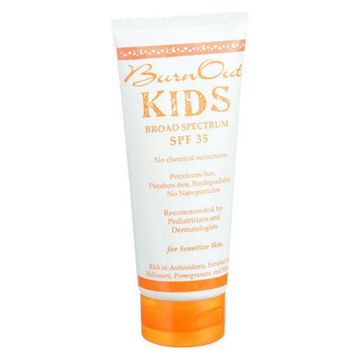 Burn Out - Physical Sunscreen - Kids - Spf 35 - 3.4 Oz-Eco-Friendly Home & Grocery-Burn Out-EpicWorldStore.com
