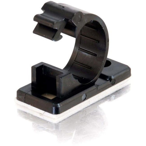 C2G .5In Self-Adhesive Cable Clamp - 50Pk-Computers & Electronics-Legrand-EpicWorldStore.com