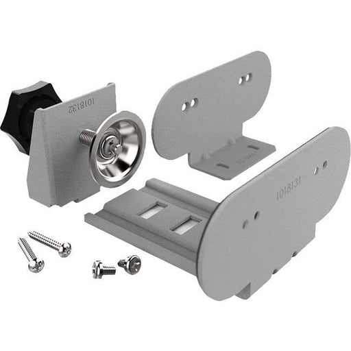 C2G Wiremold Slim Desktop Power Center Mounting Kit Gray-Computers & Electronics-C2G-EpicWorldStore.com