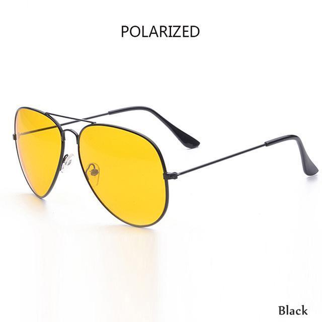 Canchange Polarized Glasses Mens Sunglasses Car Drivers Night Vision Goggles Anti-Glare Sun-Accessories-Voice of dreams Store-black-EpicWorldStore.com