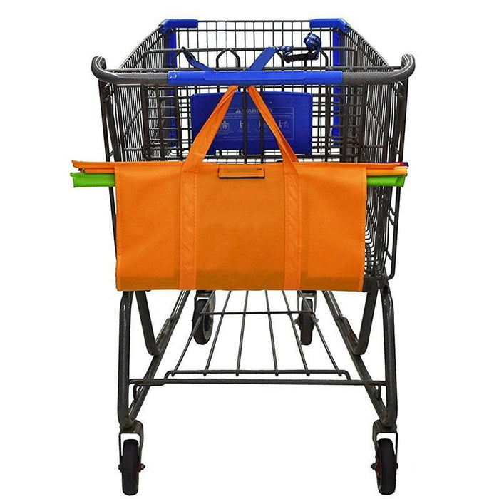 9449630292d Cart Trolley Supermarket Shopping Bag Grocery Grab Shopping Bags Foldable  Tote Eco-Friendly Reusable