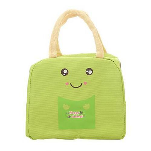 Cartoon Animal Lunch Bag Portable Insulated Cooler Bags Thermal Food Picnic  Lunchbox Women Kids-Functional 4f9465e4b736