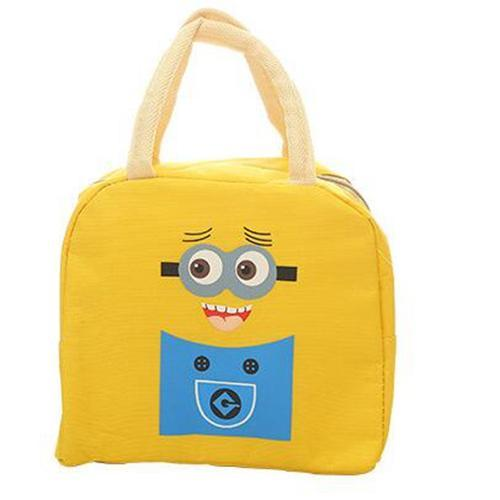 d159f4c5b13c Cartoon Animal Lunch Bag Portable Insulated Cooler Bags Thermal Food Picnic  Lunchbox Women Kids