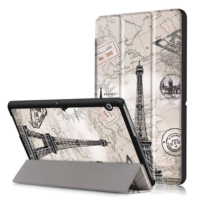 "Case For Huawei Mediapad T3 10 Ags-W09 Ags-L09 Ags-L03 9.6"" Cover Funda Tablet For Honor Play Pad-Tablet Accessories-P Yung Store-D051-EpicWorldStore.com"
