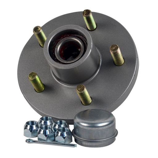 "C.E. Smith Trailer Hub Kit - 1-3-8"" X 1-1-16"" Tapered - 5 X 4-1-2"" Galvanized-Marine Products-C.e. Smith-EpicWorldStore.com"