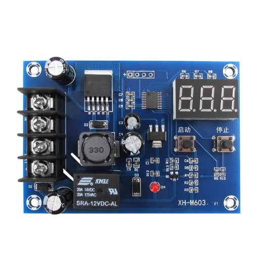 Charge Control Module 12-24V Storage Lithium Battery Protection Board Xh-M603-Accessories & Parts-i-electronic-EpicWorldStore.com