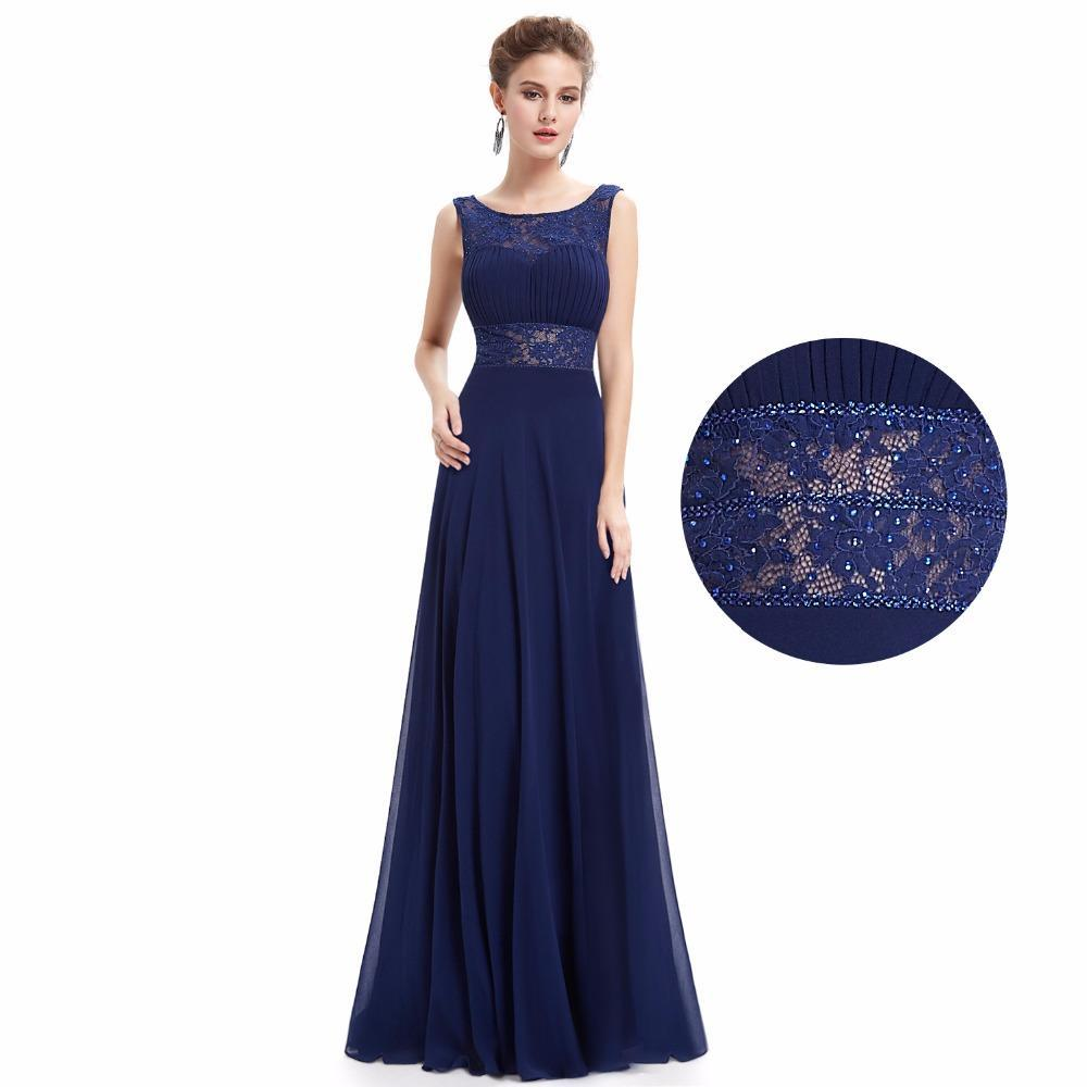 8df9f6218b1 Chiffon Lace Mother Of The Bride Dress Ever Pretty Ep08741Nb Elegant A-Line  Mother Of