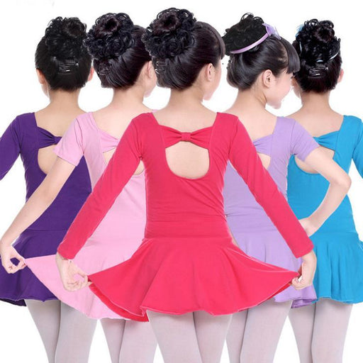 3a21d3d87 Child Professional Gymnastics Ballet Leotard Tutu Dress Dance ...