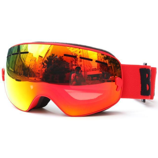 Children Ski Boys Girls Kids Ski Goggles Snowboard Ski Glasses Sunglasses Anti-Fog Wide Spherical Pc-Shooting-copozz Official Store-as picture 4-EpicWorldStore.com