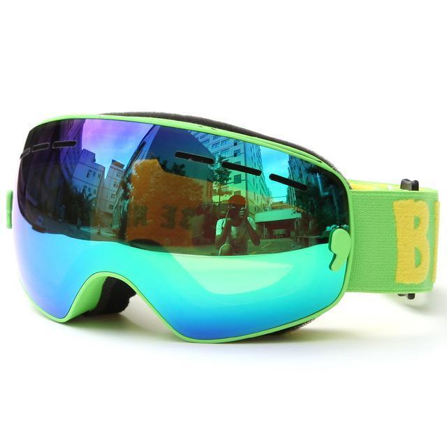 Children Ski Boys Girls Kids Ski Goggles Snowboard Ski Glasses Sunglasses Anti-Fog Wide Spherical Pc-Shooting-copozz Official Store-as picture 5-EpicWorldStore.com