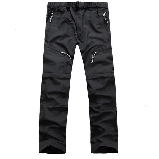 Clearance Mens Removable Quick Dry Sport Hiking Outdoor Pants Men Trekking Fishing Camping-fishing pants-CIKRILAN Official Store-Light gray-XXL-EpicWorldStore.com