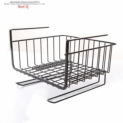 Closet Shelf Storage Rack Layered Storage Rack Hanging Basket Shelf Rack  Dormitory Kitchen Thomas Products