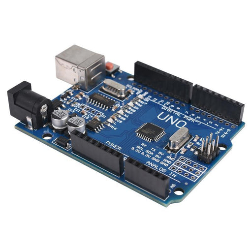 Cnc Shield Expansion Board V3.0+Uno R3 Board With Usb For Arduino+4Pcs Stepper Motor Driver A4988-Office Electronics-BIGTREETECH Store-EpicWorldStore.com