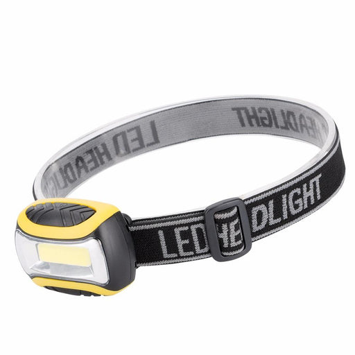 Cob Led Headlamp Headlight Frontal Head Lamp 4 Mode Energy Saving Flashlight Linterna For Outdoor-Portable Lighting-Black scorpions-EpicWorldStore.com