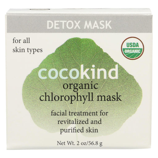 Cocokind Mask - Organic - Chlorophyll - 2 Oz-Eco-Friendly Home & Grocery-Cocokind-EpicWorldStore.com
