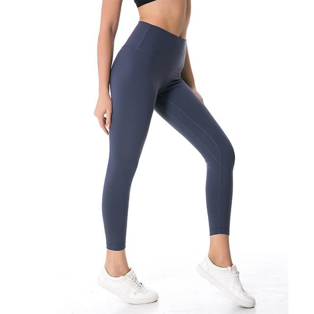 7785d6eadb2201 Colorvalue Super Soft Hip Up Yoga Fitness Pants Women 4-Way Stretchy Sport  Tights Anti