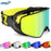 Copozz Ski Goggles 2 In 1 With Magnetic Dual-Use Lens For Night Skiing Anti-Fog Uv400 Snowboard-Snow Goggles-copozz Official Store-Green lens-EpicWorldStore.com