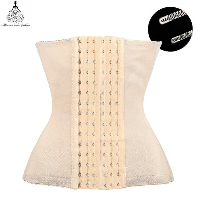 Corset Body Shaper Slimming Underwear Slimming Corsets Waist Trainer Slimming Bustiers Belts Lace-Bustiers & Corsets-Minoan Snake Goddesses Store-T8CA11xingse-S-EpicWorldStore.com