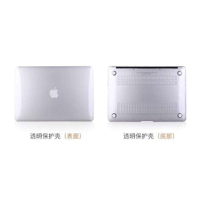 Crystal Transparent Clear Hard Case For Apple Macbook Air 13 Cover