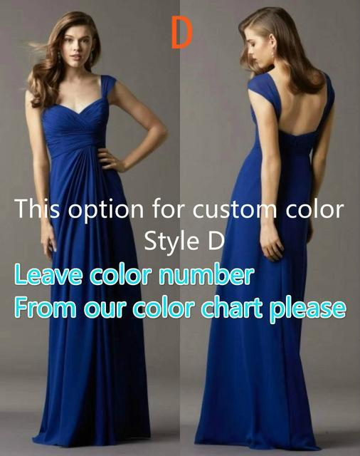 3020ccab67 Cx Shine New Custom Color & Size! Sweet 4 Style Long Bridesmaid Dresses  Colors Wedding Dress, Prom