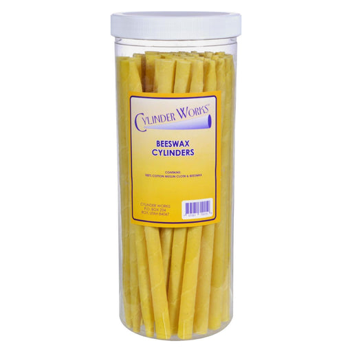 Cylinder Works - Herbal Beeswax Ear Candles - 50 Pack-Eco-Friendly Home & Grocery-Cylinder Works-EpicWorldStore.com