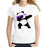 Dabbing Unicorn T-Shirt Women T Shirt Short Sleeve T-Shirts O-Neck Tops Panda/Pug Cat-Tops & Tees-Shop2980020 Store-1-S-EpicWorldStore.com