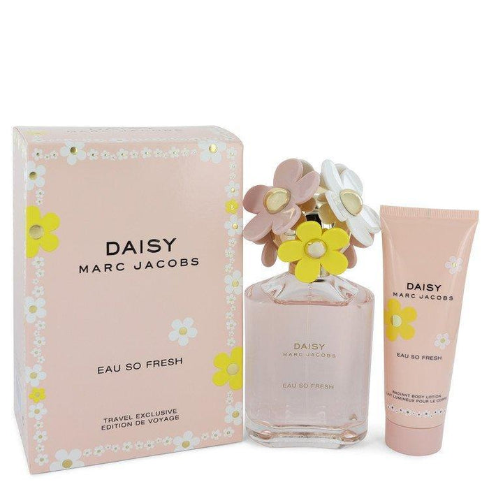 Daisy Eau So Fresh By Marc Jacobs Gift Set 42 Oz Eau De Toilette