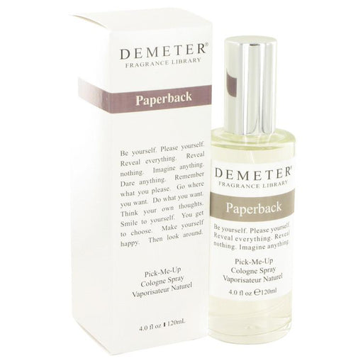 Demeter Paperback By Demeter Cologne Spray 4 Oz For Women-Beauty & Fragrance-Demeter-EpicWorldStore.com