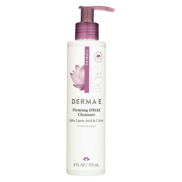 Derma E - Dmae Alpha Lipoic C-Ester Liquid Facial Cleanser - 6 Fl Oz.-Eco-Friendly Home & Grocery-Derma E-EpicWorldStore.com