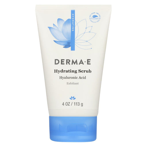 Derma E - Facial Scrub - Hydrating - 4 Oz.-Eco-Friendly Home & Grocery-Derma E-EpicWorldStore.com