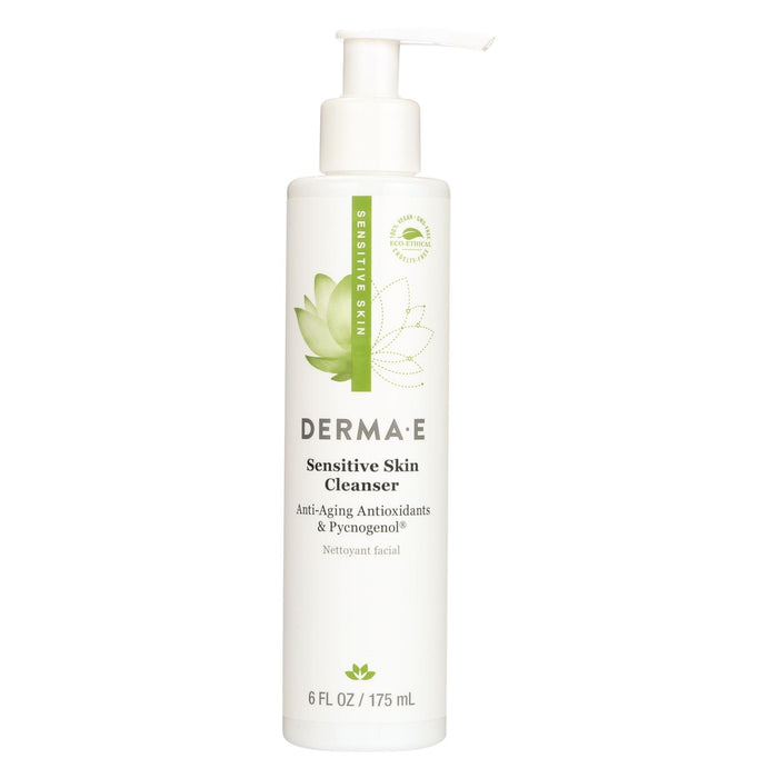 Derma E - Soothing Cleanser With Pycnogenol - 6 Fl Oz.-Eco-Friendly Home & Grocery-Derma E-EpicWorldStore.com