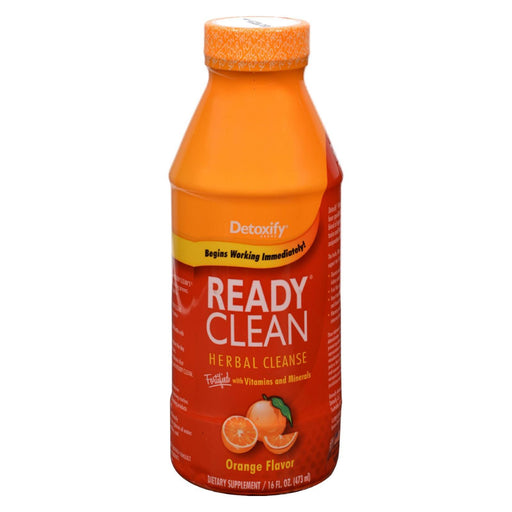 Detoxify - One Source Ready Clean Herbal Cleanse - Orange Flavor - 16 Oz-Eco-Friendly Home & Grocery-Detoxify-EpicWorldStore.com
