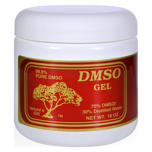 Dmso Unfragranced Gel - 16 Oz-Eco-Friendly Home & Grocery-Dmso-EpicWorldStore.com
