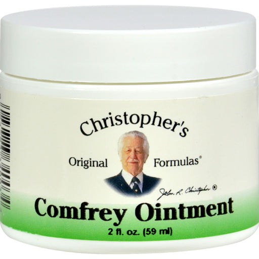 Dr. Christopher'S Formula Comfrey Ointment - 2 Oz-Eco-Friendly Home & Grocery-Dr. Christopher's Formulas-EpicWorldStore.com