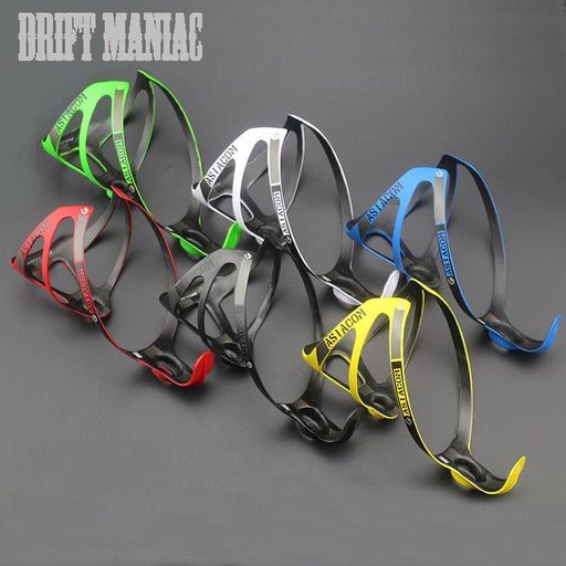 Drift Maniac Full Carbon Fiber Bicycle Water Bottle Cage Mtb Road Bike Bottle Holder Ultra Light-Cycling-DRIFT MANIAC Official Store-White-EpicWorldStore.com