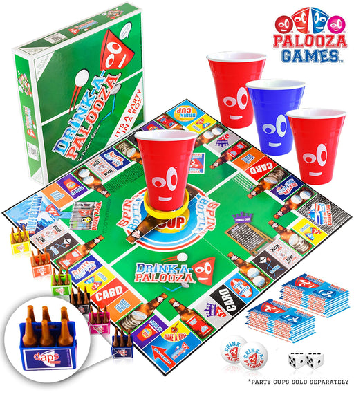 Drink-A-Palooza Board Game-Home Essentials-Amazon-Basic pack-EpicWorldStore.com