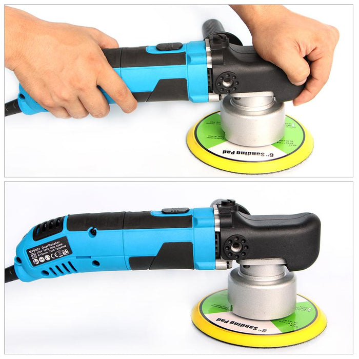 Dual Action Polishing Machine Car Polisher Electric 220V 50Hz Input Power 680W Gs Ce Emc Backing-AUTO CARE Global Store-EpicWorldStore.com