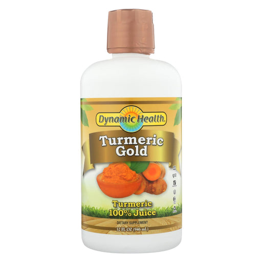 Dynamic Health Juice - Turmeric Gold - 32 Oz-Eco-Friendly Home & Grocery-Dynamic Health-EpicWorldStore.com