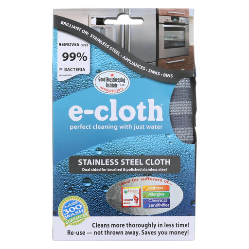 E-Cloth Stainless Steel Cleaning Cloth-Eco-Friendly Home & Grocery-E-cloth-EpicWorldStore.com