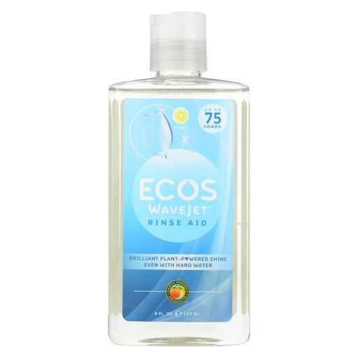 Earth Friendly Wave Jet Rinse Aid - Case Of 12 - 8 Fl Oz-Eco-Friendly Home & Grocery-Earth Friendly-EpicWorldStore.com