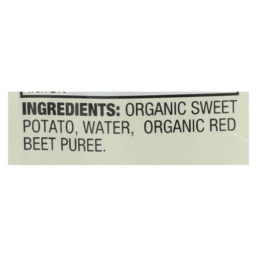 Earth'S Best Organic Sweet Potato And Beets Baby Food Puree - Stage 2 - Case Of 12 - 3.5 Oz.-Eco-Friendly Home & Grocery-Earth's Best-EpicWorldStore.com
