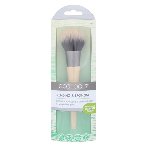 Eco Tool Blending And Bronzing Makeup Brush - Case Of 2 - 1 Count-Eco-Friendly Home & Grocery-Eco Tool-EpicWorldStore.com