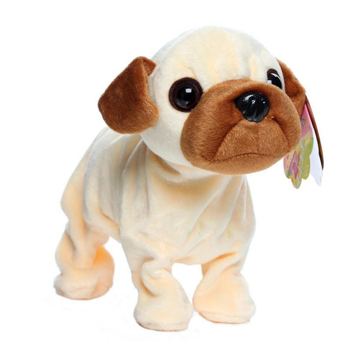 1Pcs Dogs Interactive Pets Sound Control Electronic Robot Bark Stand Walk Toys