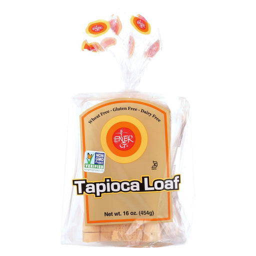 Ener-G Foods - Loaf - Tapioca - Thin Sliced - 16 Oz - Case Of 6-Eco-Friendly Home & Grocery-Ener-g Foods-EpicWorldStore.com